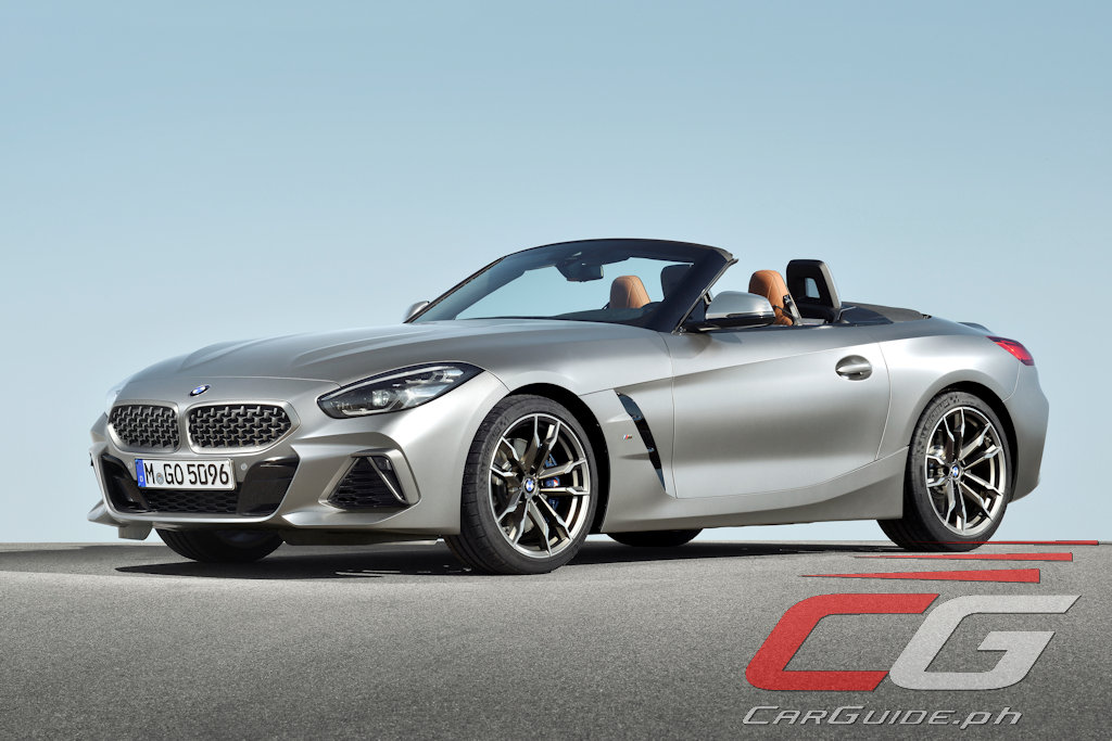 2020 Toyota Supra Vs 2019 Bmw Z4 By The Numbers Philippine Car