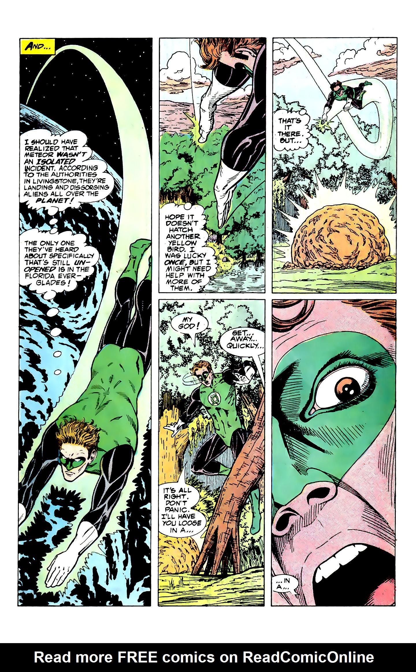Read online Secret Origins (1986) comic -  Issue #32 - 24
