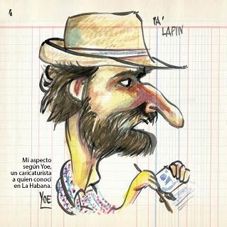 lapin, ilustrador, urban sketcher