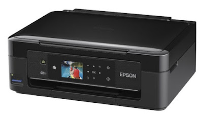 Additional damage savings through the work of high Epson Expression Home XP-423 Driver Downloads