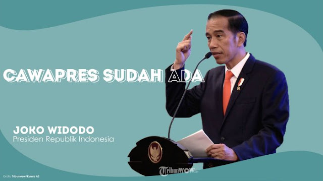 """Siapa """"M"""" Yang Dipilih Jokowi?"""