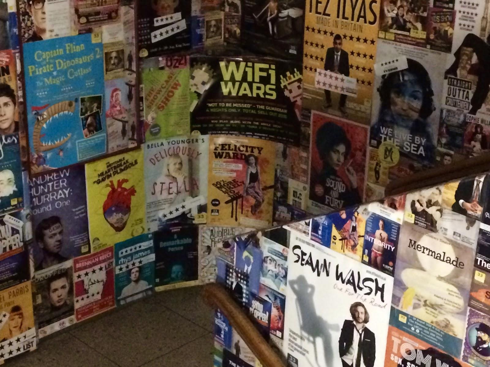 Edinburgh Fringe Posters