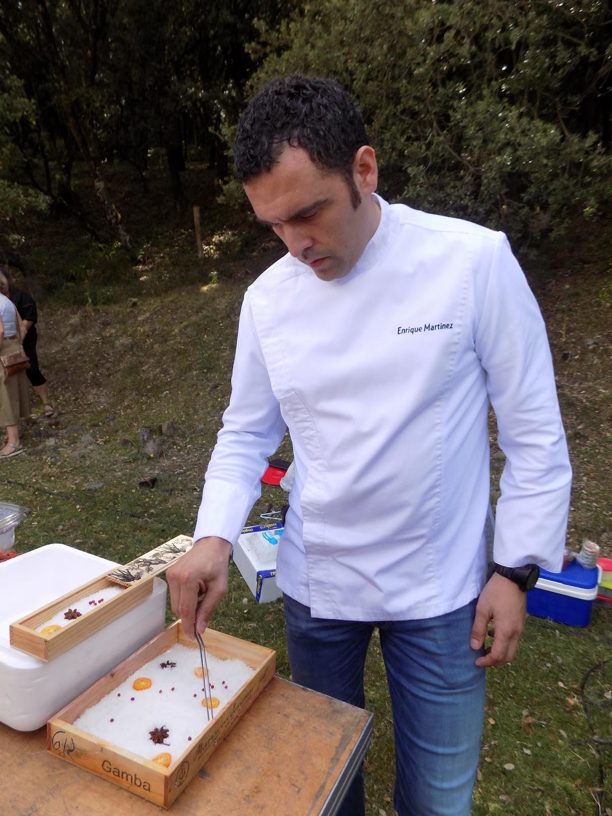 Jornadas Gastronómicas en Salinas de Oro, Navarra - Los Viajes de ...