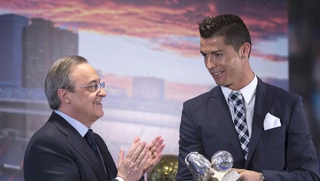 Le joueur du PSG réclamé par CR7 à Florentino Pérez