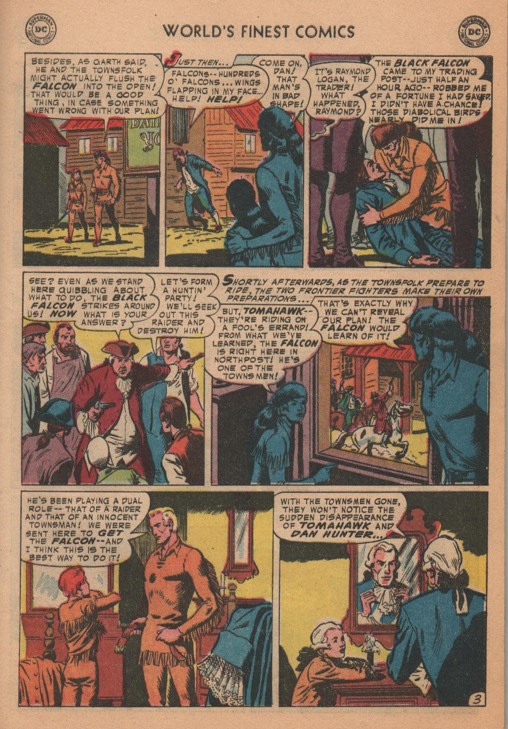 Read online World's Finest Comics comic -  Issue #72 - 29