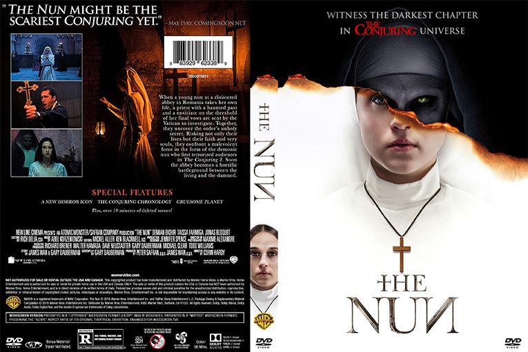 The Nun (2018) 720p BrRip [Dual Audio] [Hindi 5.1+English]