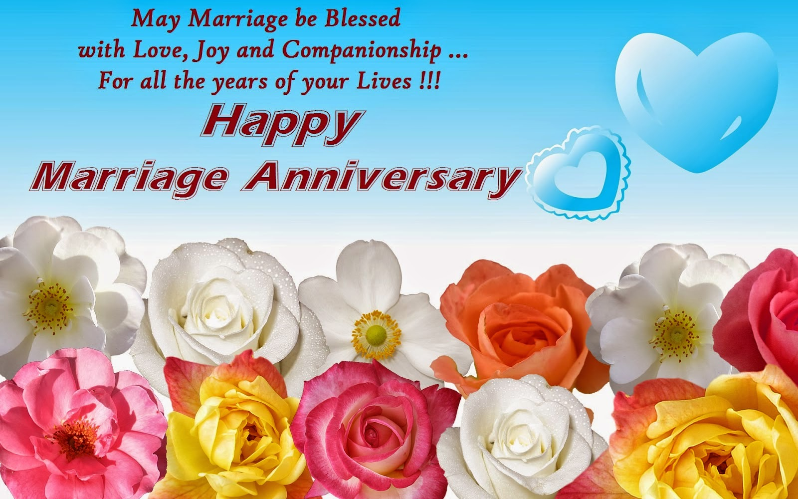 Mind Blowing Marriage Anniversary Wallpaper 2015