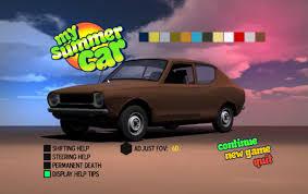 لعبة my summer car اخر اصدار 2020