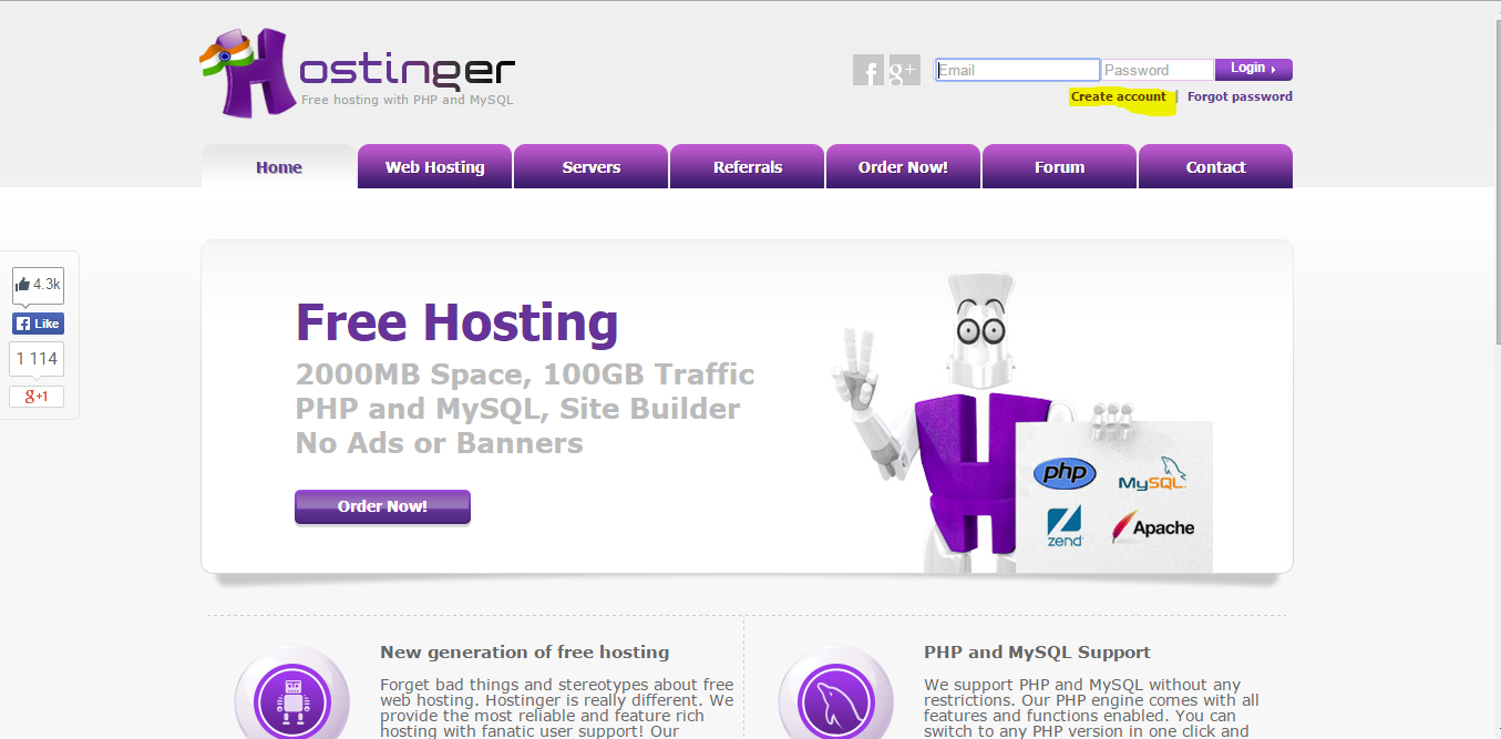 Free web hosting no banner - Domain Names Ssl Certificates Website Builder Email And Web Hosting By Name Com Our Free 7 Day Trial Of Remote Access Is A Great Option For Those Who