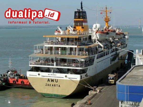 Jadwal Kapal Pelni Awu Bulan Oktober 2021 dan Harga Tiket