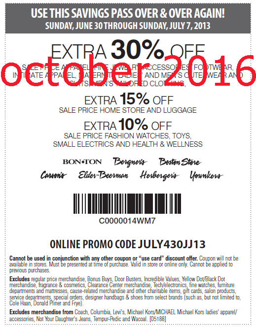 photo about Carsons in Store Coupons Printable identified as Carson printable discount coupons blogspot : Harcourt outlines coupon codes