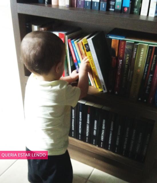 Crianças e os Meus Livros