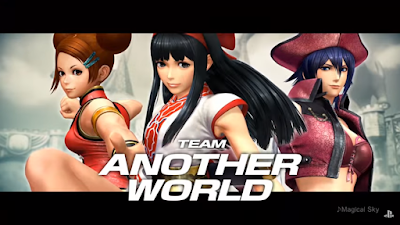 The King of Fighters XIV - Team Another World Trailer