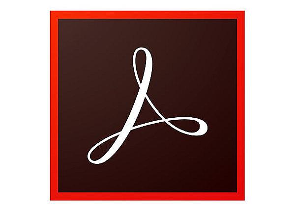 Adobe Acrobat Pro DC 2018