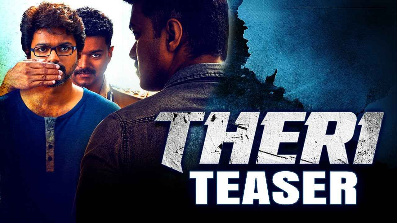 Theri Hindi Dubbed Full Movie Download