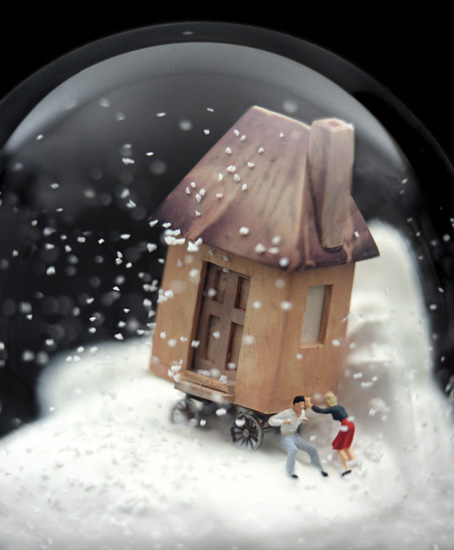 Simply Creative Incredible Snow Globes By Walter Martin