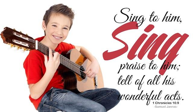 Sing Praise Wonderful