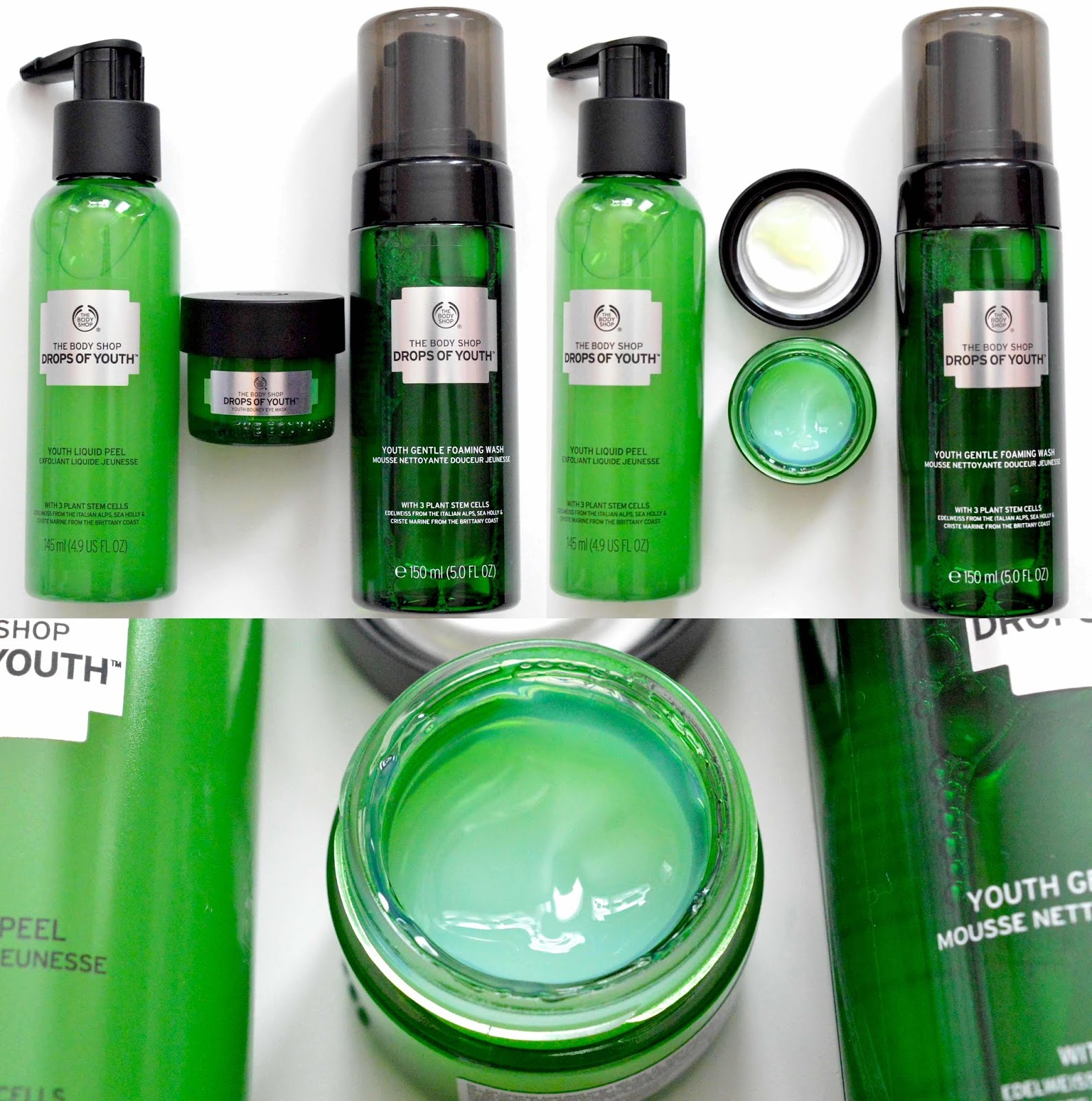 The Body Shop Drops of Youth Review