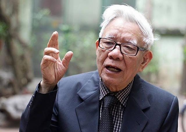 Ông Nguyễn Đình Hương, nguyên Phó Ban Tổ chức Trung ương