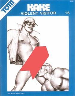 Tom of Finland Kake 15: Violent Visitor