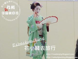 京都免費舞妓表演 - 舞妓舞台全年時間表