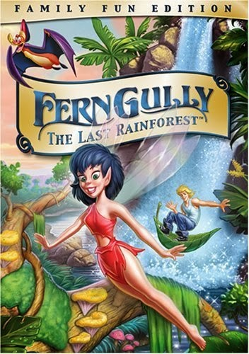 Watch FernGully The Last Rainforest (1992) Online For Free Full Movie English Stream