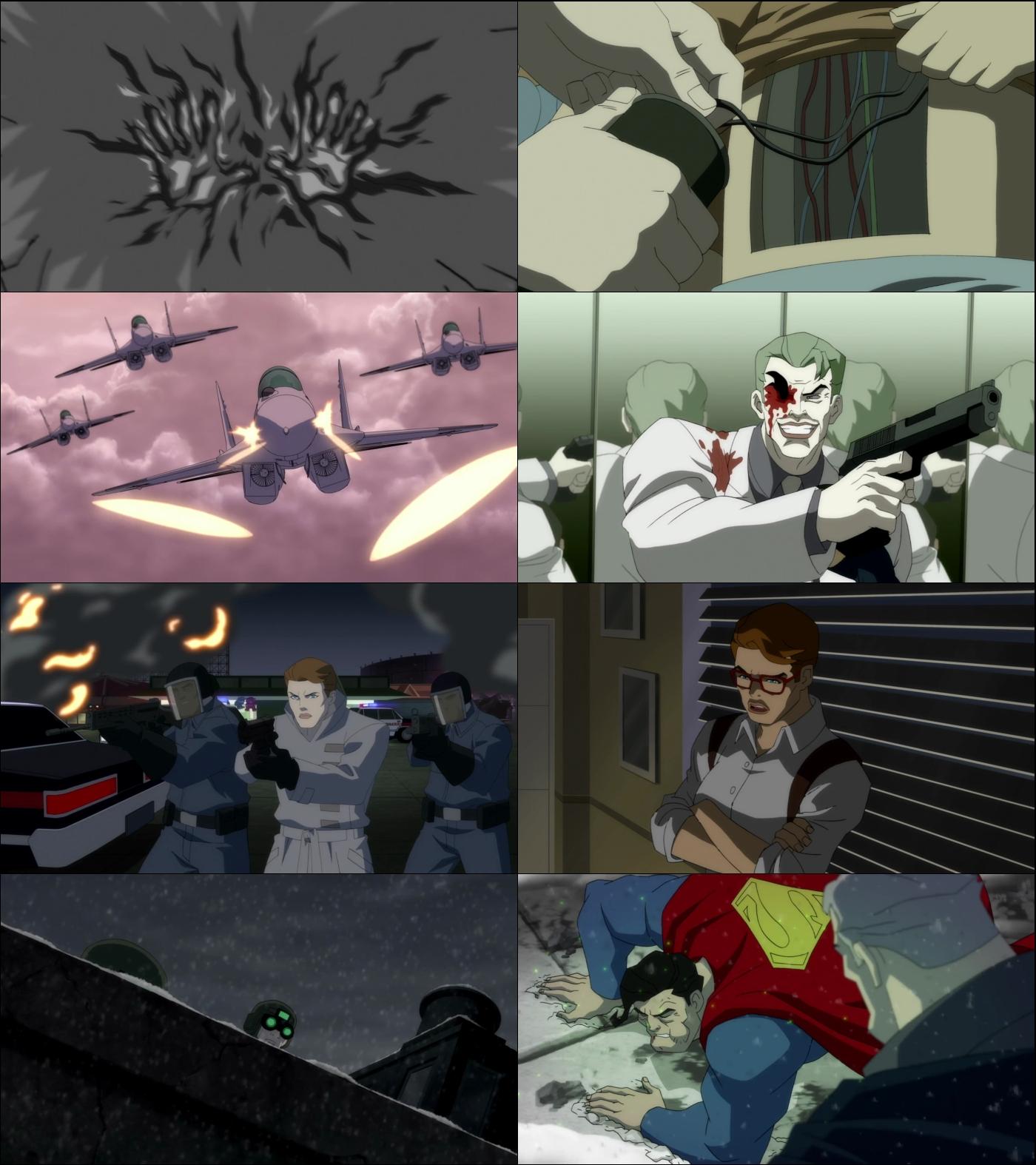 Batman El regreso del Caballero Oscuro Parte 2 1080p Latino