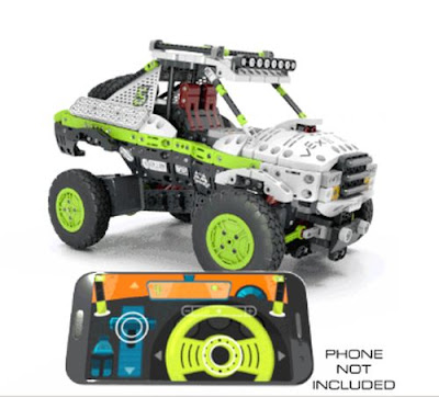 Vex Robotics Offroad Truck