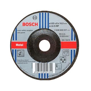 Lưỡi mài sắt, Inox Bosch đường kính 100-230