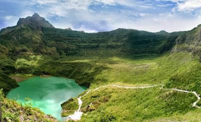 Wisata Gunung Kelud di Kediri Jawa Timur yang Penuh Keindahan