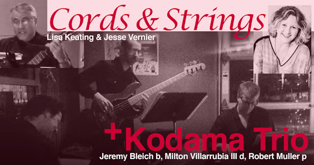 Christmas Solstice Concert by Cords & Strings and Kodama Trio