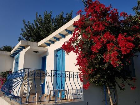 Podróż na Cypr – hotel Santoria Village