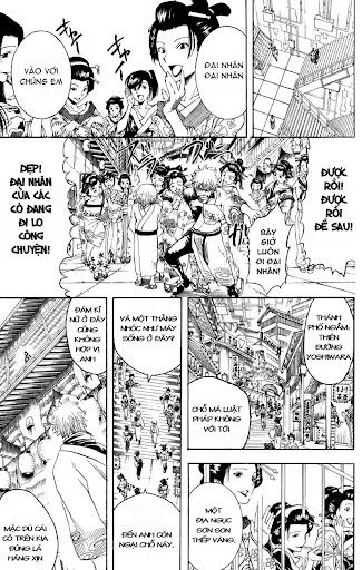 Gintama Chap 210 page 7 - Truyentranhaz.net