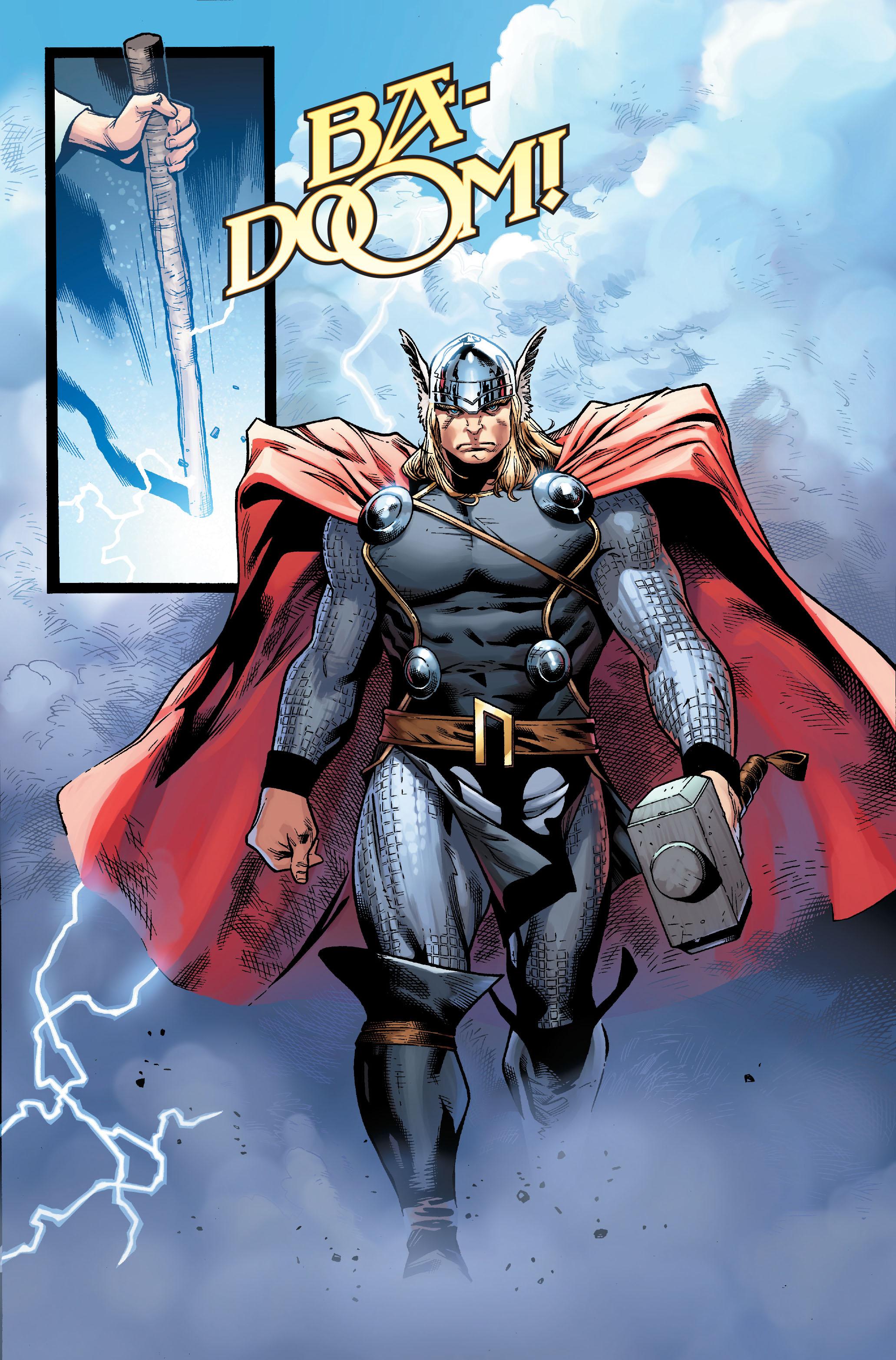Thor (2007) Issue #600 #13 - English 11
