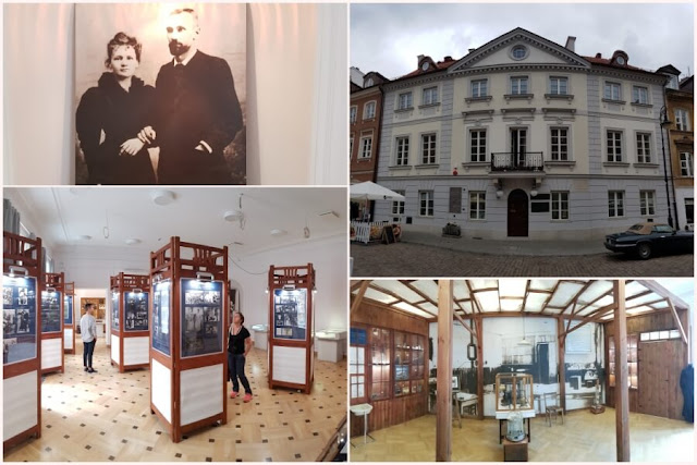 Museo Madam Curie