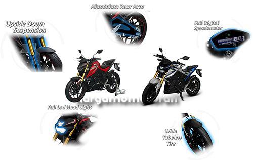 Gambar Yamaha Xabre 150