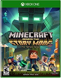 Minecraft Story Mode: Season 2