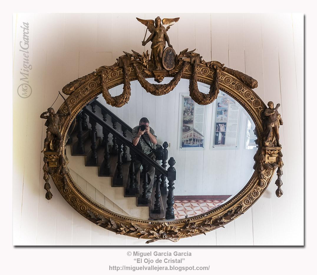 La Complicidad de los Espejos.