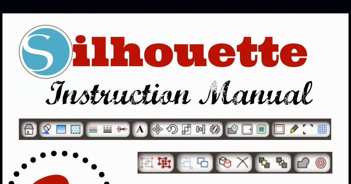 silhouette cameo user manual pdf