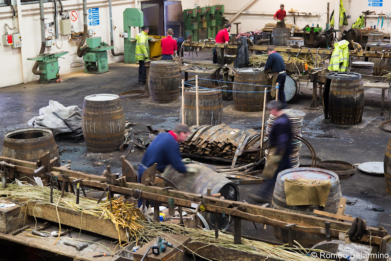 Speyside Cooperage Scottish Highlands Road Trip Itinerary