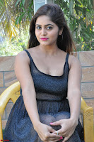 Pragya Nayan New Fresh Telugu Actress Stunning Transparent Black Deep neck Dress ~  Exclusive Galleries 051.jpg