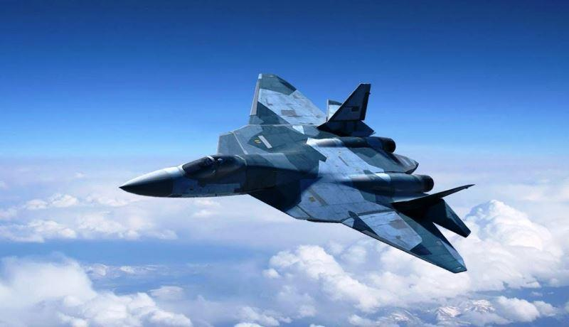 Su-57 Rusia