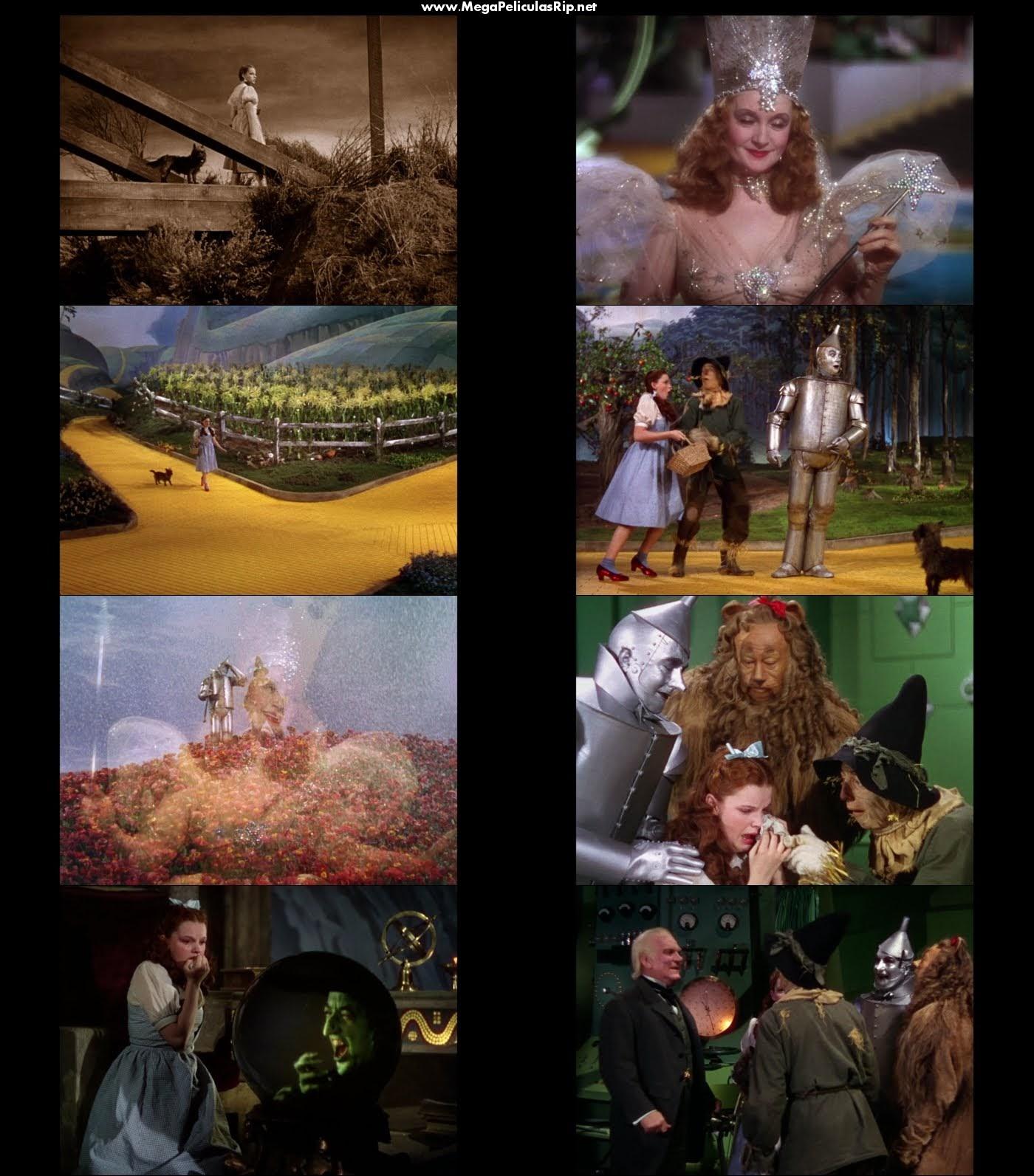 El mago de Oz 1080p Latino