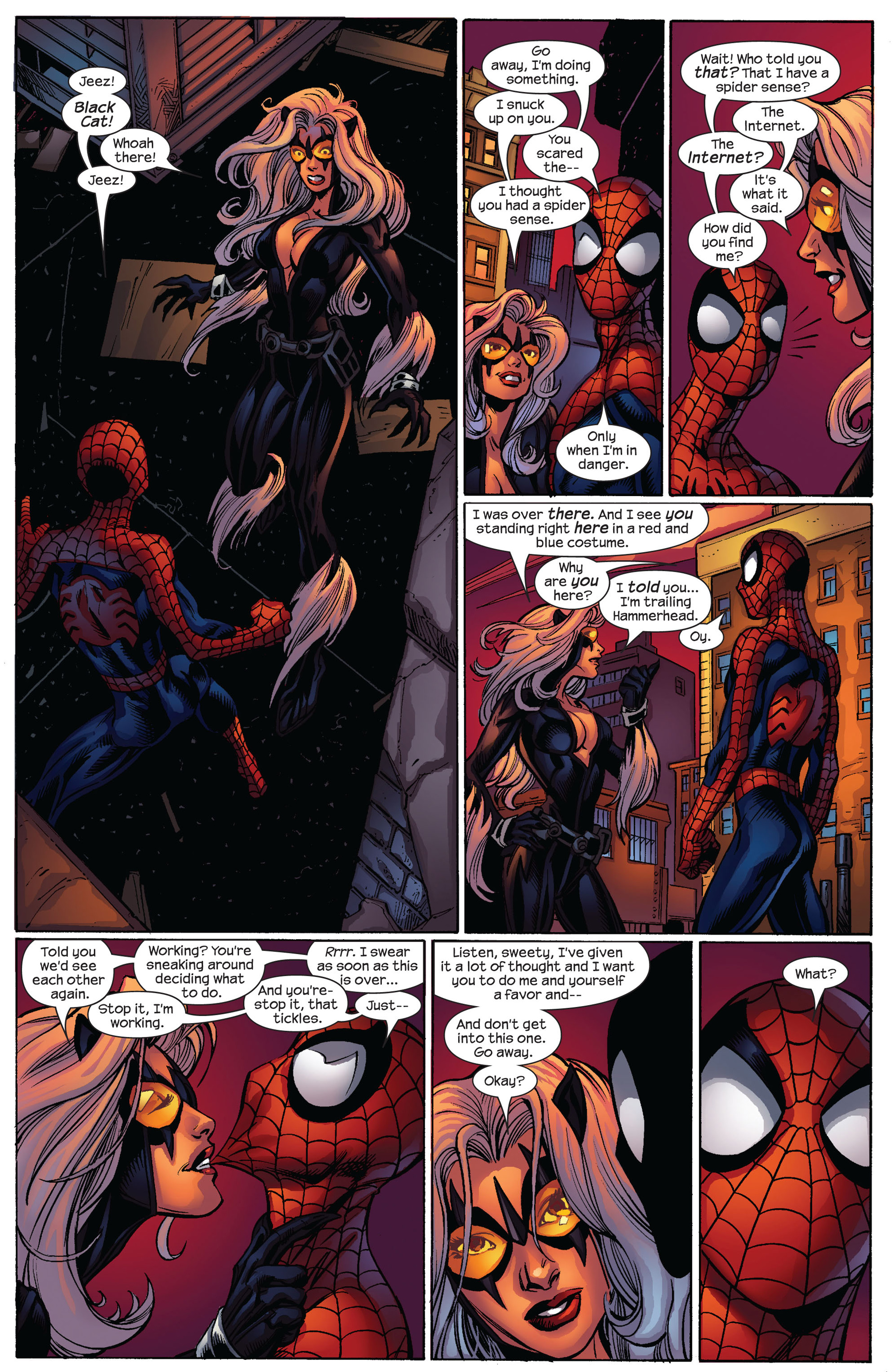 Read online Ultimate Spider-Man (2000) comic -  Issue #83 - 18