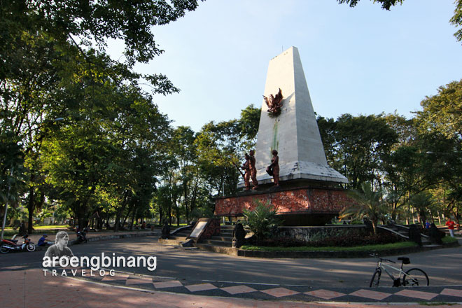 monumen perjuangan 45 banjarsari solo
