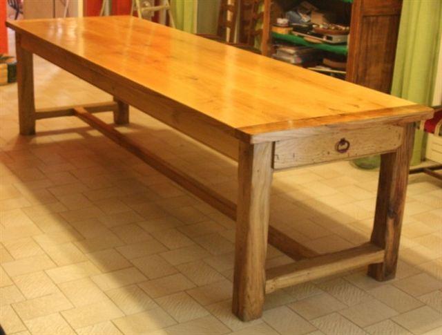 Arredo e design tavoli in legno trento novita 39 da falegnameria - Tavolo da falegname vendita ...