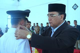 Nuridin, Mukim Burni Reje Linge, Tugasnya Jaga Lingkungan Lebih Besar