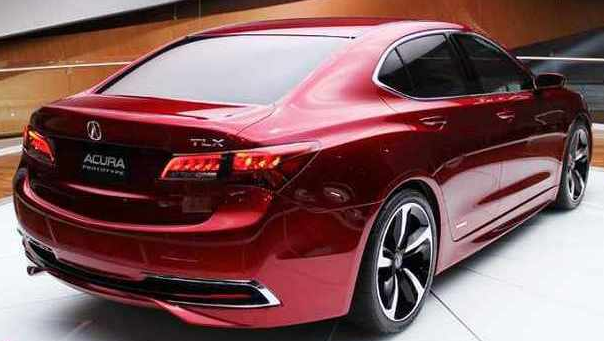 2017 Acura TLX Reviews Canada