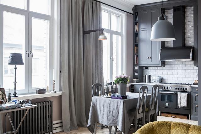 un appartement au charme intemporel