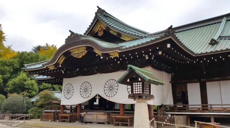 人文研究見聞録靖国神社 [東京都]